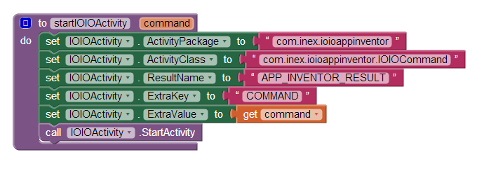 [IOIO] Command Code on App Inventor for IOIO Inventor